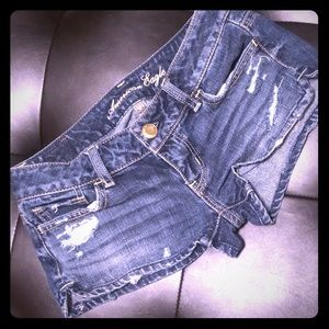 American Eagle Outfitters Shorty Shorts
